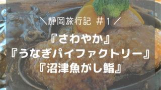 【静岡旅行】 #1-アイキャッチ